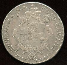 1771 German States Thaler Trier - EF Condition