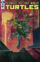 TMNT 101 James Mulligan Variant Teenage Mutant Ninja Turtles First Mona Lisa