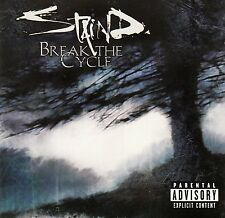 STAIND : BREAK THE CYCLE / CD - TOP-ZUSTAND