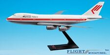 Martinair (73-95) 747-100/200 Airplane Miniature Model Plastic Snap-Fit 1:250 Pa