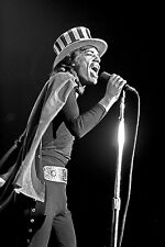 MICK JAGGER IN OAKLAND, CA, Photograph by Baron Wolman, SIGNED