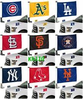 MLB Team Ambassador Hood / Trunk Car Flag- Set of Two