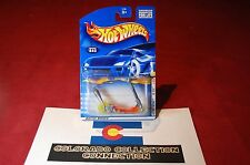 Hot Wheels - Mo' Scoot - 2001 1st Editions - Collector #045 - 1:64 Clear Orange