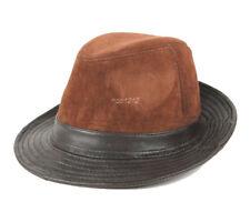 New Men's 100% Sheepskin Leather Top Cap Gentleman Hat Jazz hat *3 Color