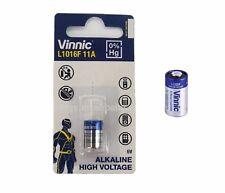 1x Pila Vinnic 11A - L1016F Bateria - 6V