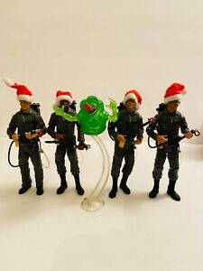 Ghostbusters II Set Toys R Us Christmas Exclusive by Mattel Action Figure Set