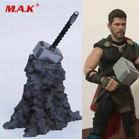 """Action Accessories 1/6th The Avengers Thor's Hammer Model fit 12"""" Figure Body"""