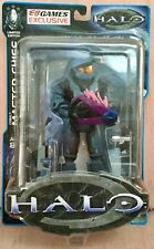 Cobalt MASTER CHIEF  HALO Limited Edition action figure MIP EB Games Exclusive