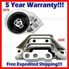 L816 For 05-10 Chevy Cobalt HHR Pontiac G5 2.2L2.4L AUTO Motor & Trans Mount 2pc