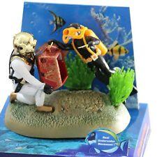 Ornament Fish Aquarium Aqua Tank Ornament Decoration Diver Ship Chest Pet Decor
