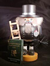 "8"" Seiffen Nutcracker- Chimney Sweep - N079"