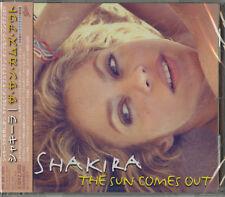 SHAKIRA-THE SUN COMES OUT-JAPAN CD BONUS TRACK F30