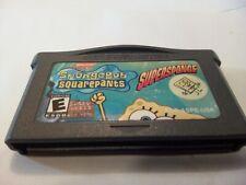 Spongebob Squarepants Supersponge Nintendo Gameboy Advance