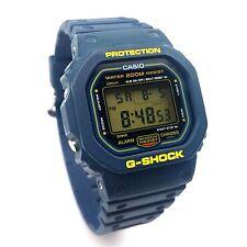 G-SHOCK  SUPER RARE DW-5600B-2V SCREWBACK DW-5600 SERIES RELEASE ON : 1991