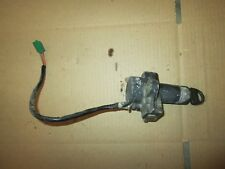 1980 Suzuki GS750 GS 750E 750 ignition switch key