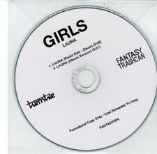(DG186) Girls, Laura - DJ CD