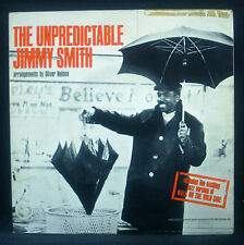 "7"" JIMMY SMITH - the impredecible, Verve / Q'Artone EPVV 5222"