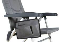 Isabella SIDE POCKET for Chair - LIGHT GREY, Camping and Caravan Accessories