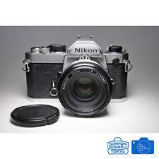 Nikon FM Camera Nikon Nikkor 50mm f1.8 Ai lens 6 month Warranty
