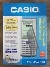 Casio ClassPad 330 CAS Graphing Calculator