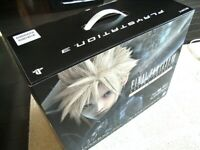 PS3 Final Fantasy VII 7 Advent Children Console Complete Box Playstation 3 NEW