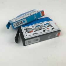 New HP 920 CYAN/BLACK Ink Cartridge SEALED Replacement OEM Expired 2013/2015