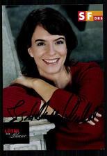 Isabell von Siebenthal Lüthi & Blance Foto Original Signiert ## BC 11380