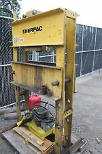 ENERPAC 100 TON H PRESS WITH POWER PACK
