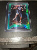 2019-20 Panini Prizm Prizms Green #281 Jaylen Nowell RC Rookie Wolves