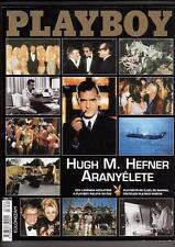 Playboy Hungary Book / Ungarn Buch - Life of Hugh Hefner - Limited Edition