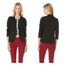 Madewell buckley tailors black blazer Size 0 Rare