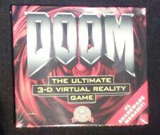 Doom ✔ Nuevo Sellado ✔ Ms-dos IBM Windows PC disquete ✔ ✔ condición de Coleccionistas