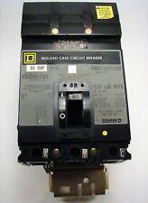 Square D Molded Case Circuit Breaker Fa320801021 80Amp/240V