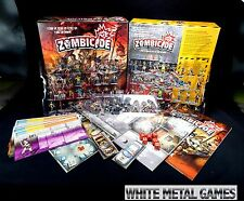 Zombicide Season 1 Board Game Painted Miniature Commission Service SVC zombie