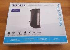Netgear WIRELESS N 300 MODEM ROUTER DGN2200