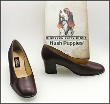 HUSH PUPPIES WOMEN'S HEELS COMFORT FASHION SHOES SIZE 7 C