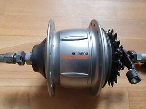 Getriebenabe Shimano NEXUS 8-Gang SG-C6000-8R mit Freilauf/Rollenbremse 36Loch