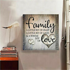 5D DIY Full Round Drill Diamond Painting Family Art Cross Stitch Embroidery Kit
