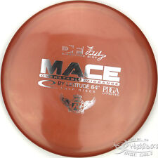 New Red Recycled Gold Mace Midrange 177g Latitude 64 Disc Golf Silver Foil