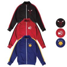 """NBA Mitchell & Ness """"Division Champs"""" Vintage French Terry Track Jacket Men's"""