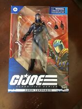 GI JOE CLASSIFIED SERIES COBRA COMMANDER #6