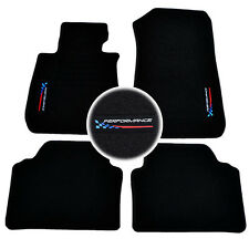 TAPIS SOL BMW SERIE 3 E90 & LCI BERLINE MOQUETTE LOGO PERFORMANCE M SPECIFIQUE