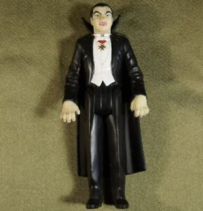 "Dracula Universal Monsters 4"" Burger King Figure Vintage Toy 1997 Vampire"