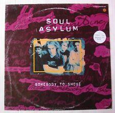 "SOUL ASYLUM (Maxi 45T 12"") SOMEBODY TO SHOVE - POSTER SLEEVE"