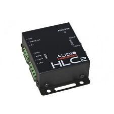 2 Kanal High-Low Adapter + Remote 2-Kanal High-Low Konverter mit Remote HLC 2