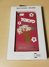 MICHAEL KORS SNAP ON CASE IPHONE 7/8 TOKYO DESIGN BRAND NEW