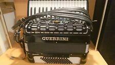 Akkordeon accordion GUERRINI Ramona 72 Bass, 5/2 Register, Koffer, top