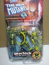 WARLOCK w/ Disk Blaster Arm X-MEN THE NEW MUTANTS Marvel Collector Edition
