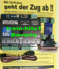ESU SwitchPilot alle Schalt-/Weichendecoder Servos Zubehör Magnetartikel Beratun