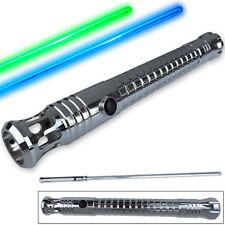 Jedi Lightsaber 1:1 Replica Padawan Series Aluminum Handle Dual Color 40in BL/GN